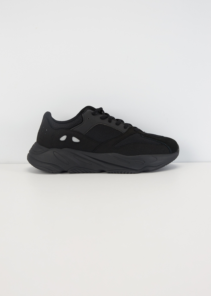 C&A潮流透气网眼拼接复古跑鞋男士2020春季新款运动鞋CA200224551