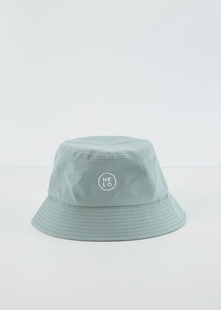 C&A男士潮流字母刺绣日系复古渔夫帽2020春季新款盆帽CA200225054