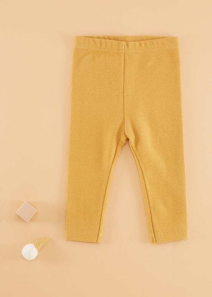 C&A女宝宝针织罗纹棉质打底裤2020春季新款婴儿长裤CA200223983