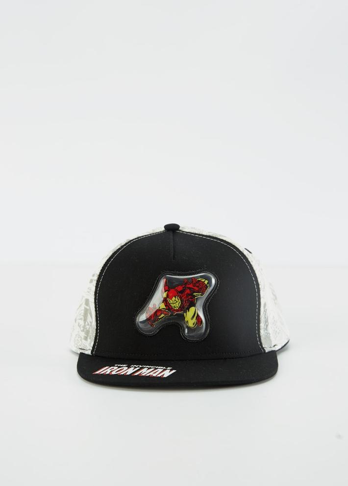 C&A漫威联名钢铁侠儿童帽子男童棒球帽潮2020春季新款CA200224221