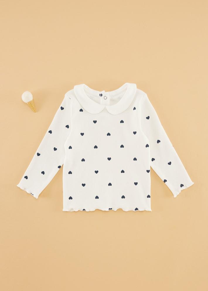 C&A女嬰兒寶寶長袖T恤2020春季新款CA200223991